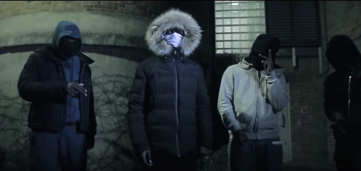 Peckham - (Zone 2) Dsqueezy - Nutting Aint Changed (Music ...
