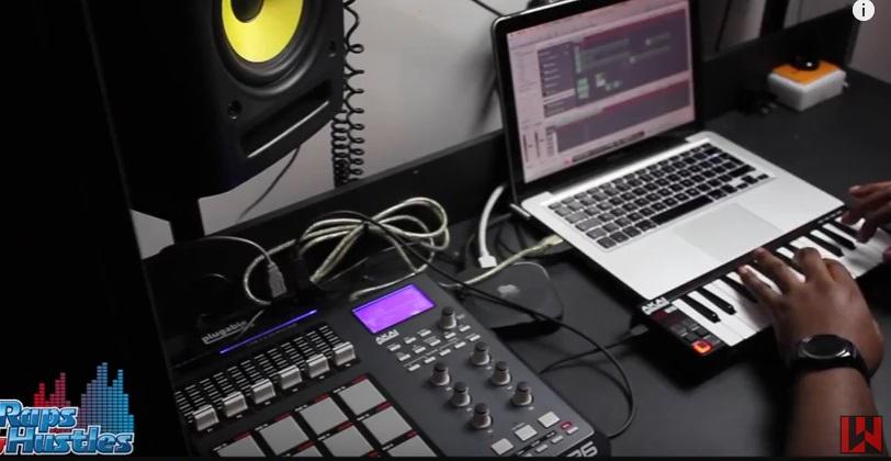 The beatmaker tool kit mpc sample kit.
