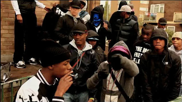 Birmingham Black Gang - Mob Squad - Freestyle-9506
