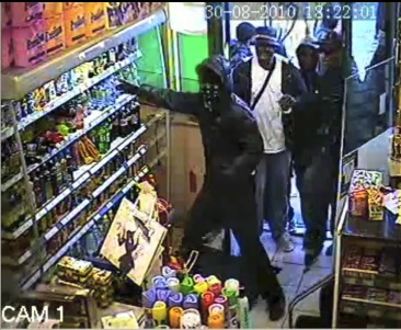 Madness Gang Steal From Shop In Manor House North