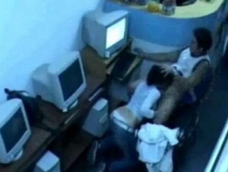Internet Cafe Sex 74