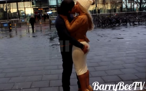Barry Bee Gets 4 Numbers Makes Out With 5 Girls On Valentine S Day